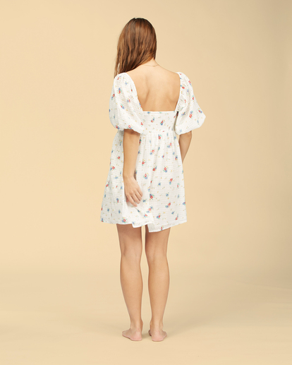 5 Wrangler Forget Me Not - Robe pour Femme Blanc Z3DR32BIF1 Billabong