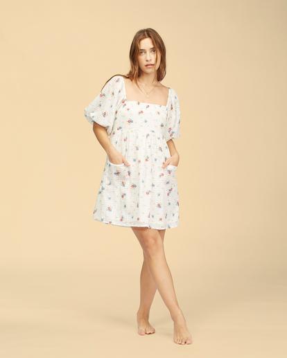 3 Wrangler Forget Me Not - Robe pour Femme Blanc Z3DR32BIF1 Billabong