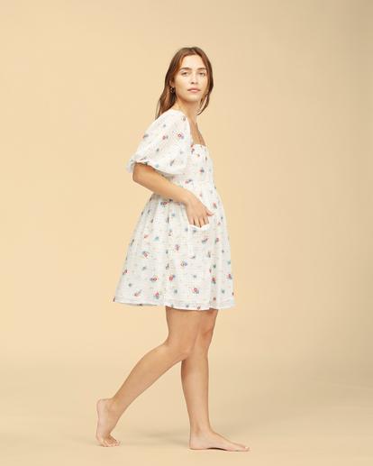 4 Wrangler Forget Me Not - Robe pour Femme Blanc Z3DR32BIF1 Billabong