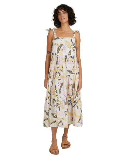 7 Sunset Sea spray - Robe longue pour Femme Beige Z3DR56BIF1 Billabong