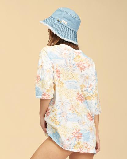 3 Wrangler Western Shores - T-Shirt for Women Multicolor Z3KT20BIF1 Billabong
