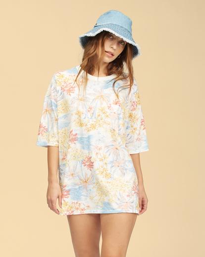 1 Wrangler Western Shores - T-Shirt for Women Multicolor Z3KT20BIF1 Billabong