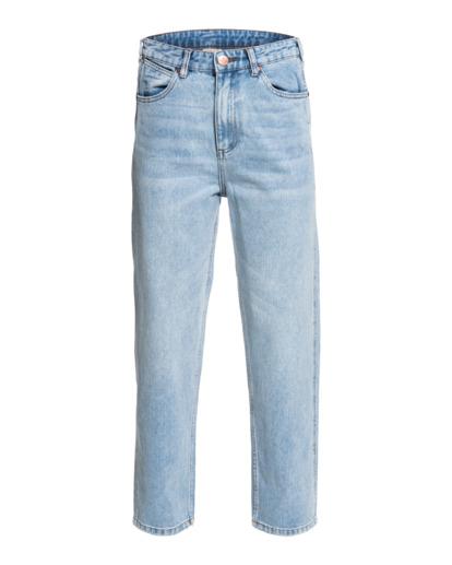 1 Wrangler She's Cheeky - Jean taille haute pour Femme Bleu Z3PN04BIF1 Billabong