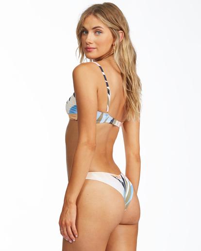 3 Last Rays - Top de Bikini Bandeau para Mujer Multicolor Z3ST27BIF1 Billabong