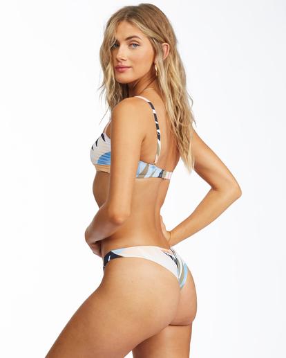 2 Last Rays - Top de Bikini Bandeau para Mujer Multicolor Z3ST27BIF1 Billabong