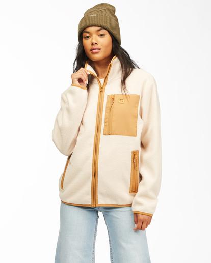 0 Switchback Full Zip - Fleece for Women Multicolor Z3WA04BIF1 Billabong