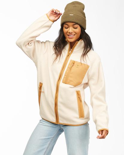 1 Switchback Full Zip - Fleece for Women Multicolor Z3WA04BIF1 Billabong
