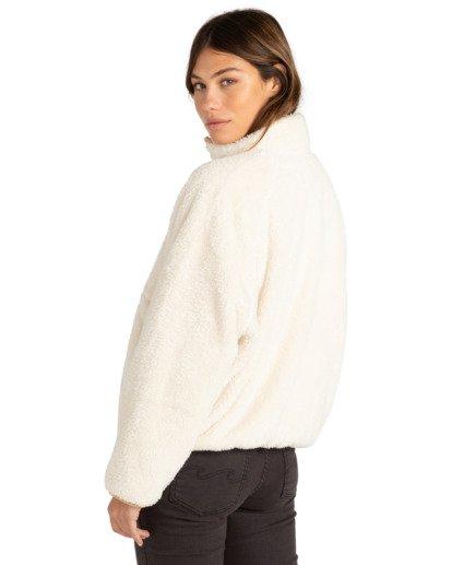 2 New Life - Fleece for Women Beige Z3WA05BIF1 Billabong