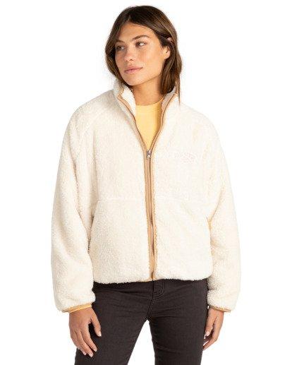 3 New Life - Fleece for Women Beige Z3WA05BIF1 Billabong