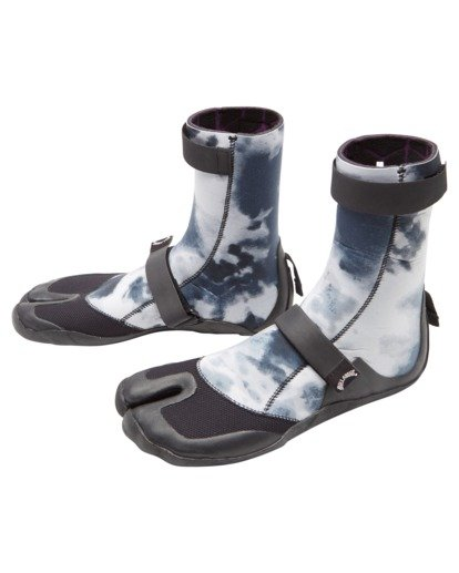 1 3mm Revolution - Split Toe Wetsuit Boots for Men Multicolor Z4BT23BIF1 Billabong