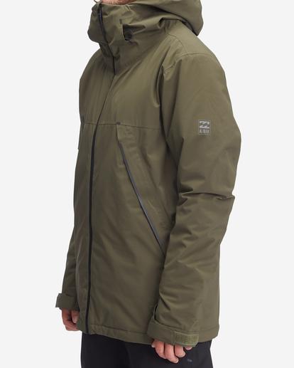 1 Expedition - Snowboard/Ski Jacket for Men Green Z6JM21BIF1 Billabong
