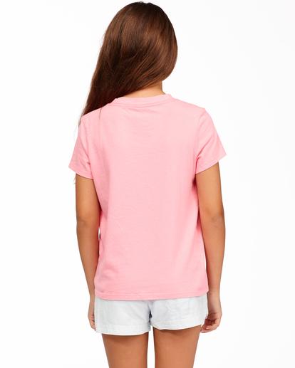 2 Day In Paradise - Camiseta para Chicas adolescentes Rosa Z8SS02BIF1 Billabong