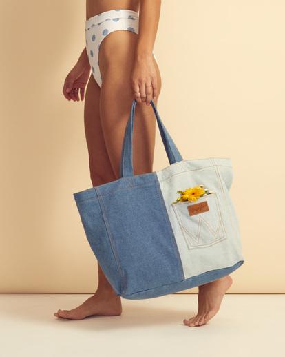 0 Wrangler Homestead - Tote bag pour Femme Beige Z9BG19BIF1 Billabong