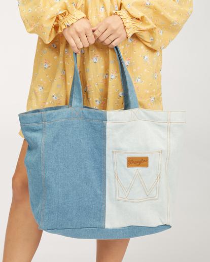 8 Wrangler Homestead - Tote bag pour Femme Beige Z9BG19BIF1 Billabong