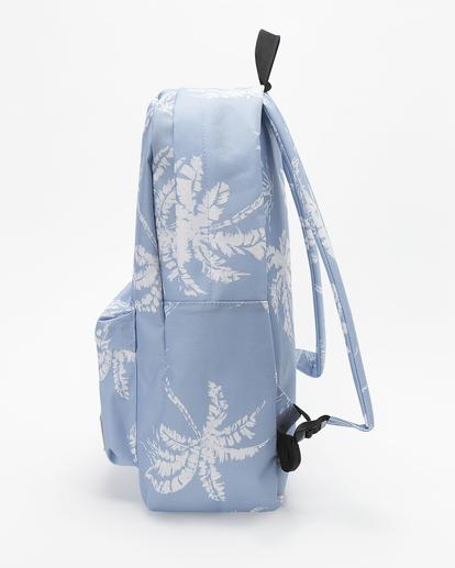 1 Next Time 22 L - Sac à dos moyen pour Femme Bleu Z9BP08BIF1 Billabong