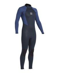 3/2mm Intruder - Back Zip Wetsuit for Boys  043B19BIP0