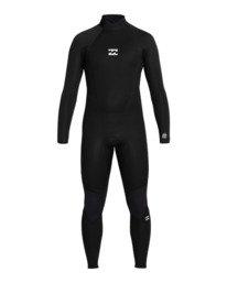 Intruder 3/2mm Intrdr Bz GBS - Back Zip Wetsuit for Men  043M18BIP0
