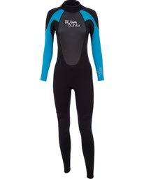 4/3mm Launch - Long Sleeves Steamer Wetsuit for Women  044G01BIPP