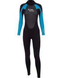 4/3mm Launch - Long Sleeves Steamer Wetsuit for Women  044G01BIPP