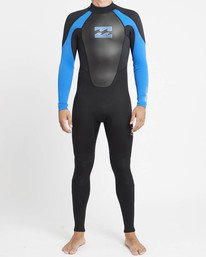 Intruder 4/3mm GBS - Steamer Wetsuit for Men  044M15BIPP
