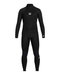Intruder 4/3mm Intrdr Bz GBS - Back Zip Wetsuit for Men 044M18BIP0