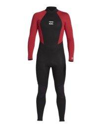 5/4mm Intruder GBS - Back Zip Wetsuit for Boys  045B18BIF0