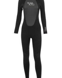 5/4mm Launch - Long Sleeves Steamer Wetsuit for Women  045G01BIPP