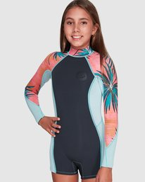 635bcc4edc Girls Wetsuits & Neoprene Tops - Full Suits & Spring Suits | Billabong