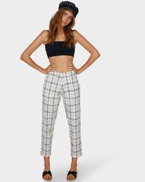 WILLOW CHECK PANT  6591408