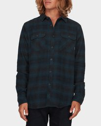 BARWON PLAID FLAN  9596205