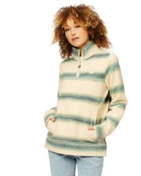 Boundary - Half-Zip Fleece for Women  A3WA01BIW0