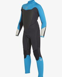 4/3 Boys Absolute Back Zip Wetsuits  F44B14BIF7