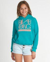 Billabong Big Girls Rule Zip Fleece