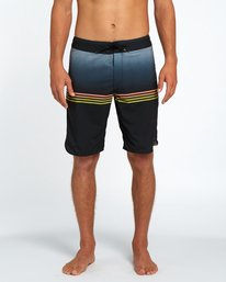 "Fifty50 X 19"" Boardshorts  H1BS13BIP8"