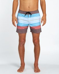 Stringer Resin Lo Tides 16 Boardshort  H1BS25BIP8