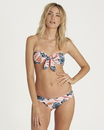 Coastal Luv Bandeau Bikini Top  H3ST17BIP8