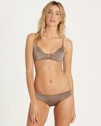 Sol Searcher Trilet Bikini Top  H3ST59BIMU