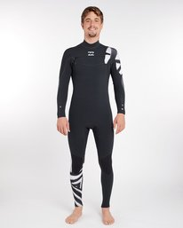 3/2 Furnace Comp Chest Zip Wetsuit  H43M10BIP8