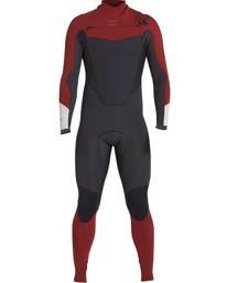 3/2 Absolute Chest Zip Wetsuit  H43M14BIP8