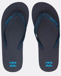 Tides Solid Sandals  H5FF01BIP8