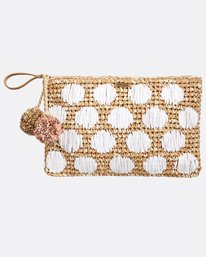 Izzy Clutch Wallet  H9WL01BIP8