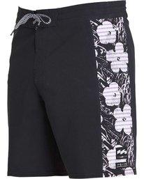 Epi Floral X 19'' Boardshorts  J1BS17BIMU