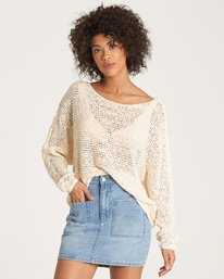 140f0e632b63df Womens Sweaters: Cardigans, Pullovers and Ponchos | Billabong