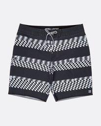 Sundays X Stripe 18'' Boardshorts  L1BS09BIF8