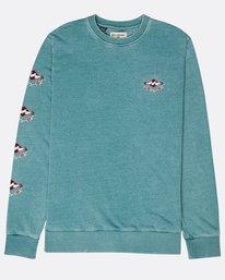 Rose Diamond Crew Sweatshirt  L1CR04BIF8