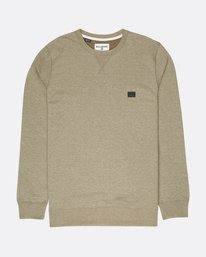 All Day Crew Sweatshirt  L1FL01BIF8