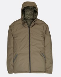 Transport 10K Waterproof Warm Jacket  L1JK10BIF8