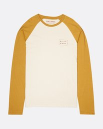 Die Cut Long Sleeve T-Shirt  L1LS02BIF8