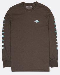 Heritage Long Sleeve T-Shirt  L1LS08BIF8