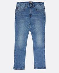 Outsider Slim Fit Jeans  L1PN02BIF8